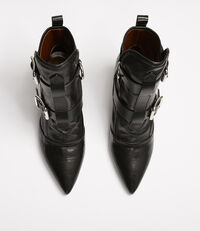 Bondage Boots Black