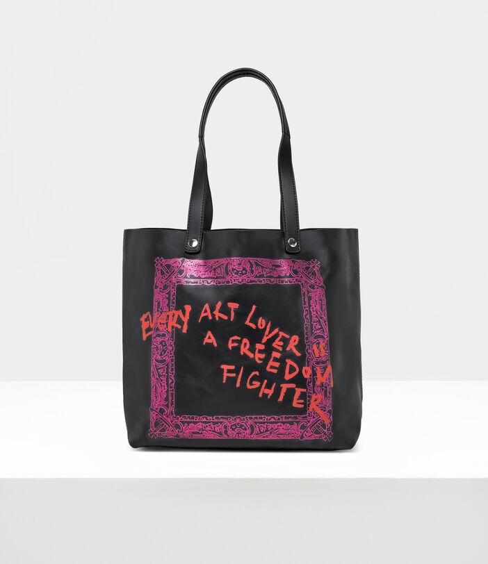 Studio Leather Shopper 1