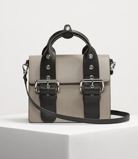 Alex Medium Handbag Taupe