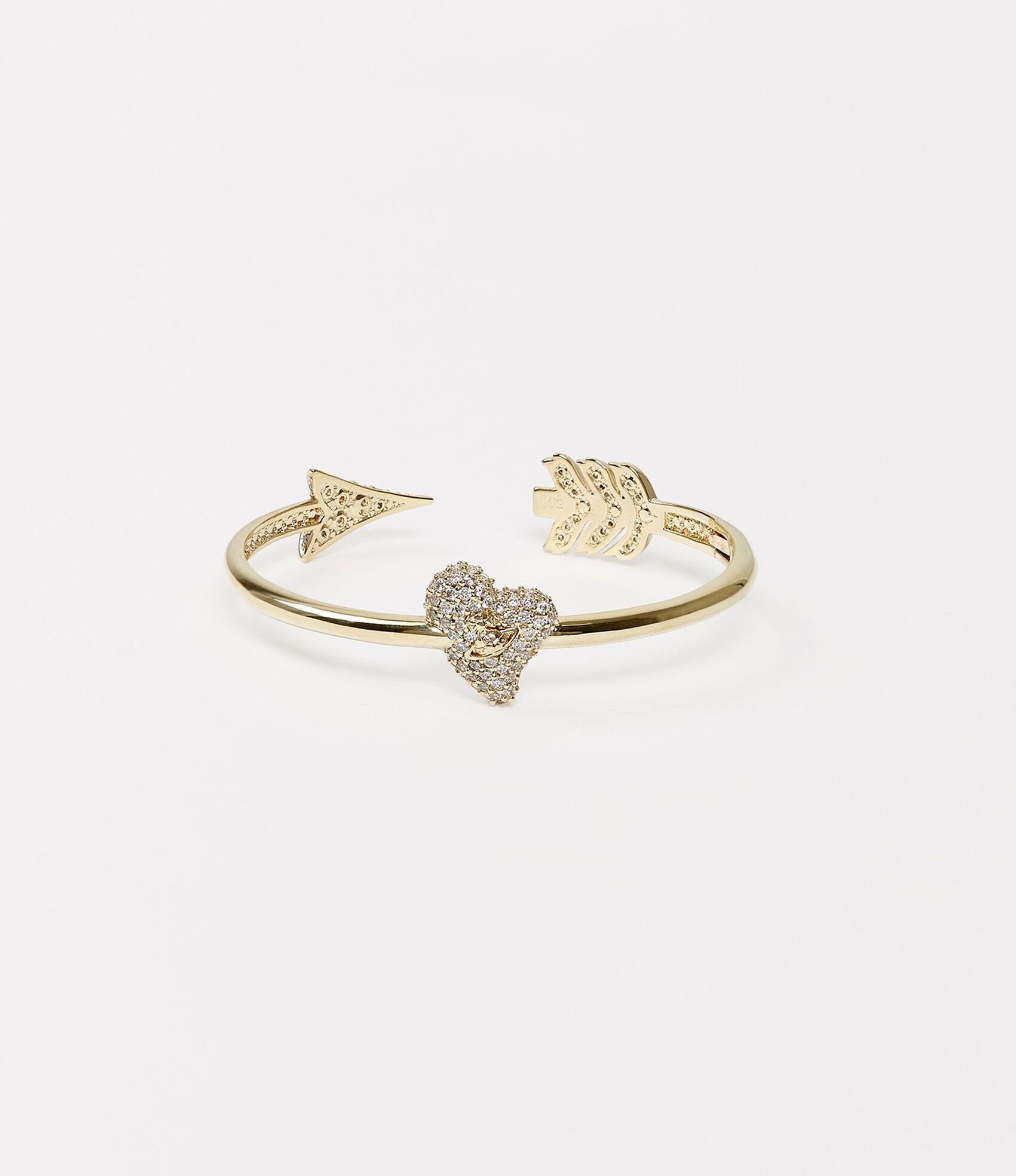 Vivienne Westwood Bracelets Women S Jewellery Luminita Bangle Gold Tone