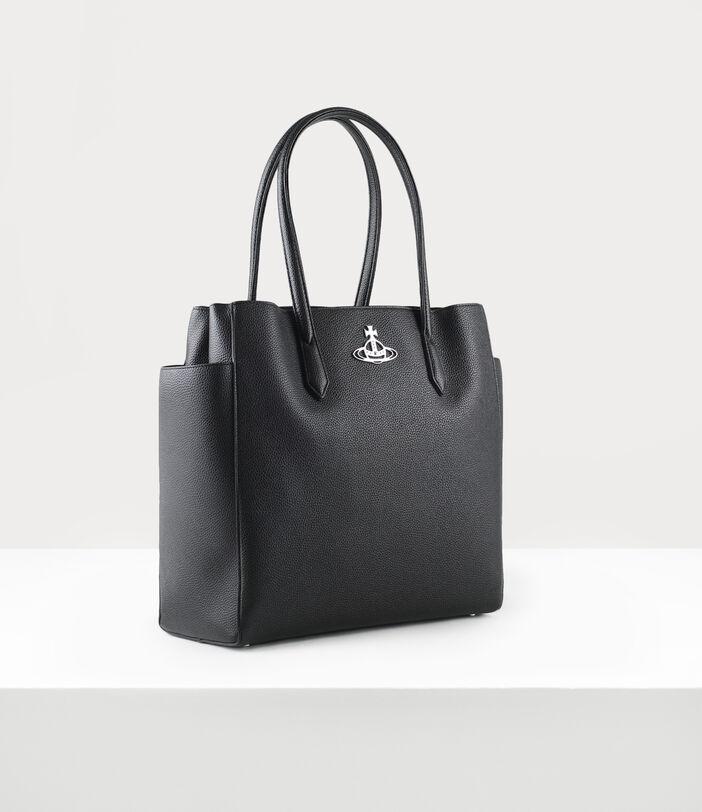 Johanna Large Shopper Black 3