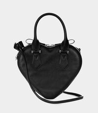 Johanna Heart Handbag 42020028 Black