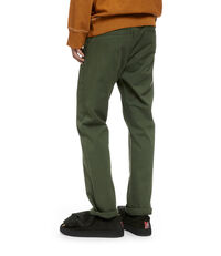 Classic Chinos Dark Green