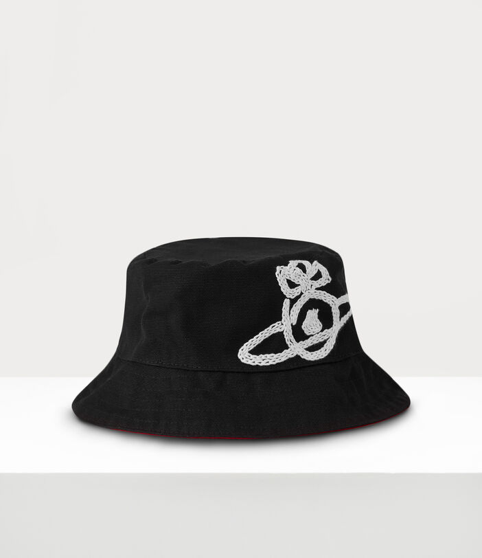 Sonnet Bucket Hat Black 2