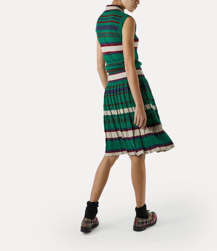 Lola Dress Striped 3