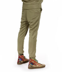 Classic Tracksuit Bottoms Olive Green