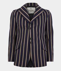 Peacoat Jacket Blue Khaki