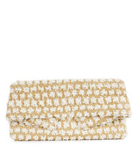 Large Jayne Clutch 44020031 White
