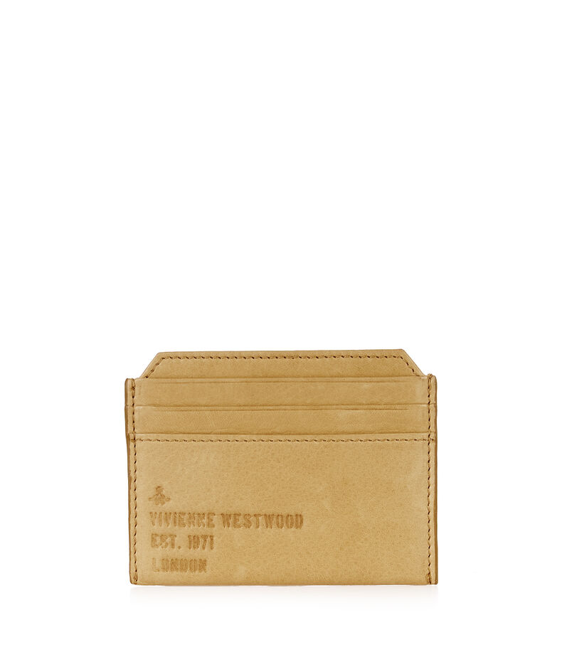 Heath New Card Holder 51110022 Tan