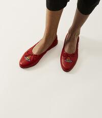 Orb Ballerina Red