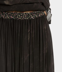 Magda Skirt Black