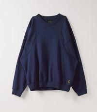 Pourpoint Sweatshirt Navy