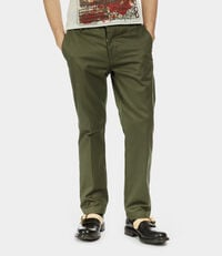 Classic Chino Olive Green