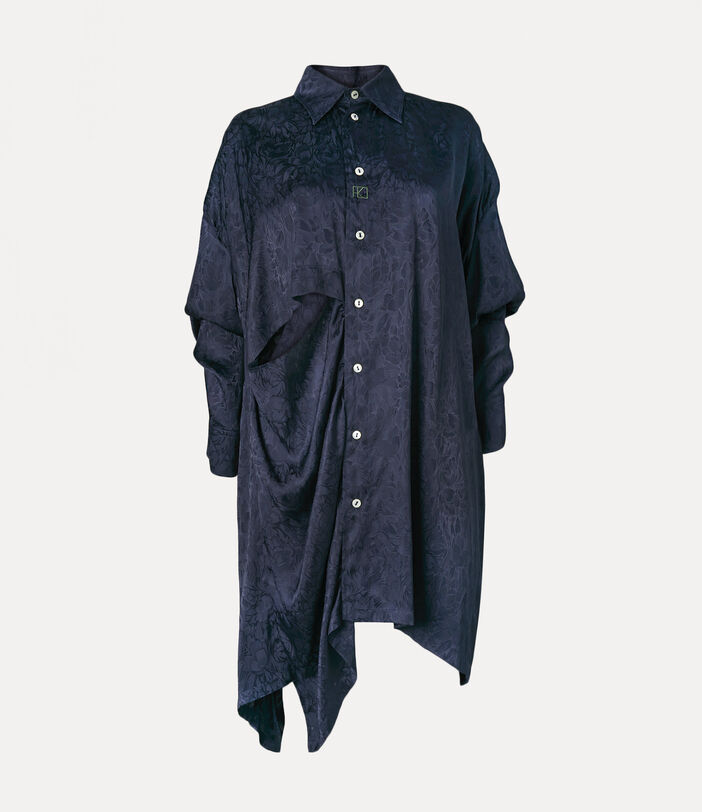 Gibbon Shirt Navy 1