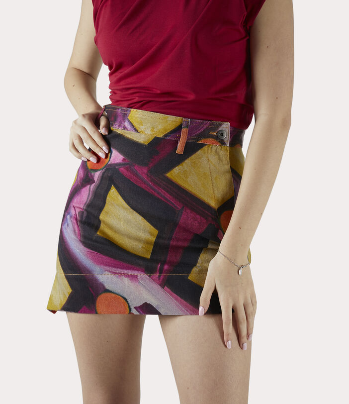 Infinity Skirt Thursday Morning October Sun 5