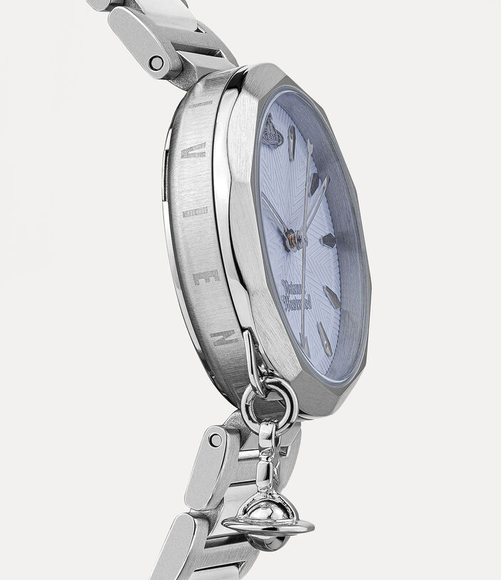 Poplar Watch Blue/Silver 3