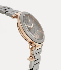 Kensington Watch Silver/Rose