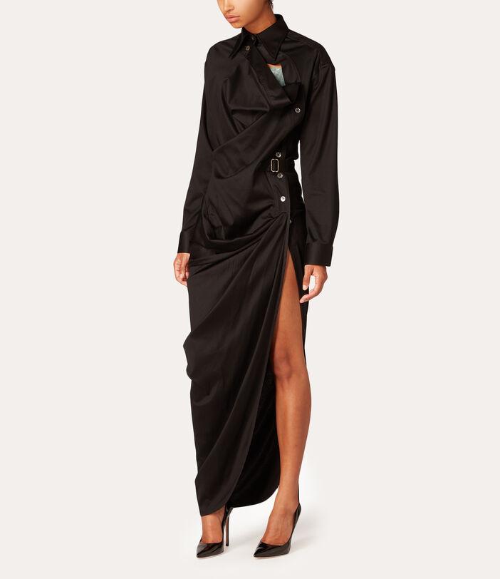 Ming Dress Black 2