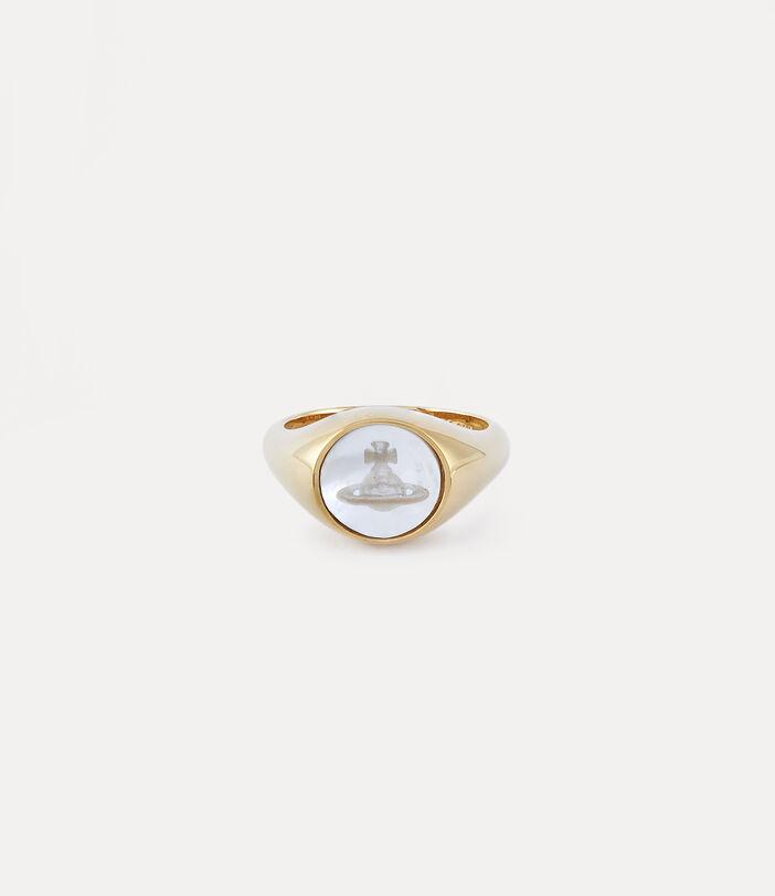 Calypso Ring Gold-Tone 1