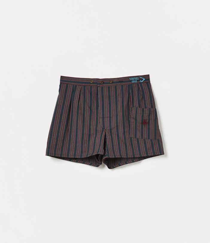 We Boxer Shorts Madras 1