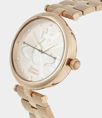 Light Pink Belgravia Watch