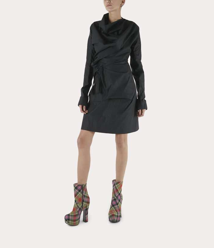 Long-Sleeve Cliff Dress 2