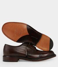 Joseph Cheaney & Son Battersea Toe Cap Shoes Mocha