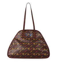 Medium Colette Yasmine Bag 42020029 Burgundy