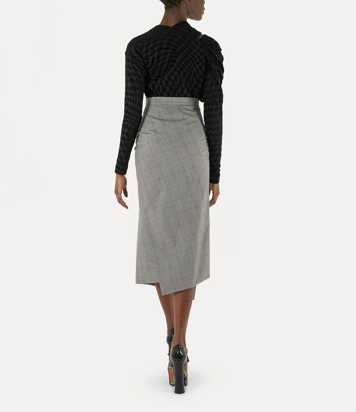 Midi Infinity Skirt 3