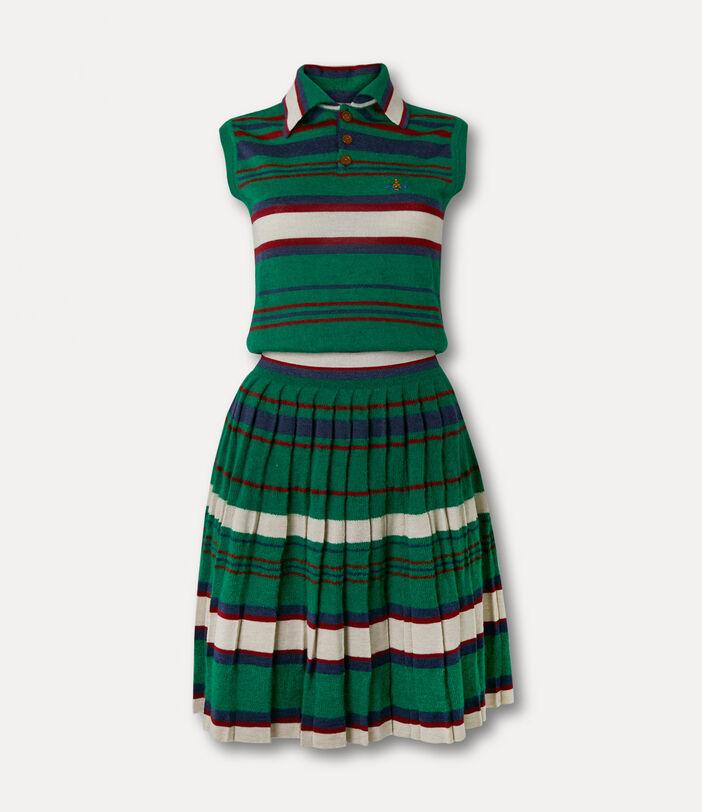 Lola Dress Striped 1