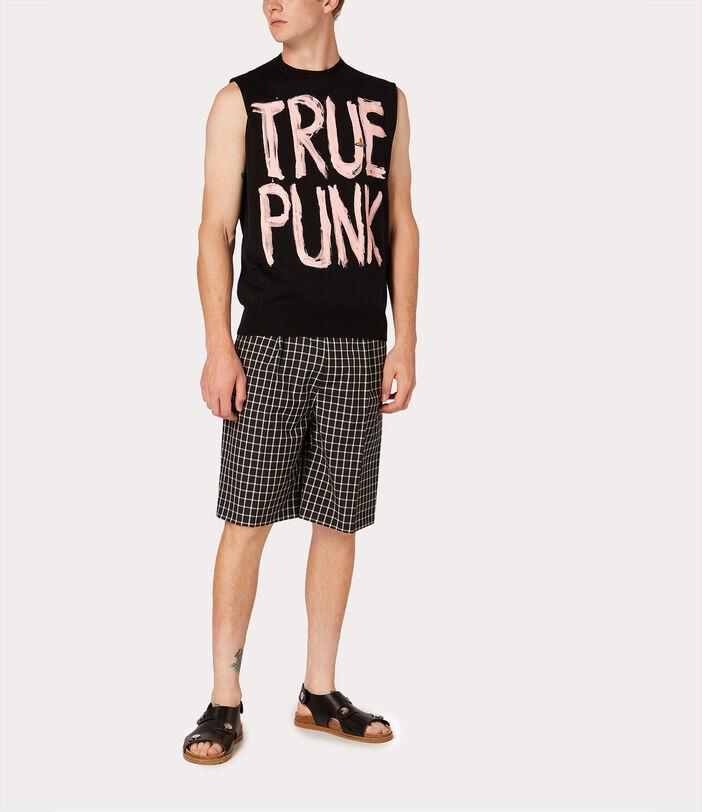 Punk Top Black 2