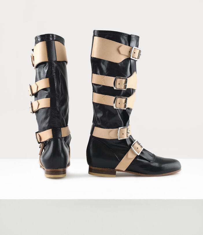 Pirate Boot Black 2