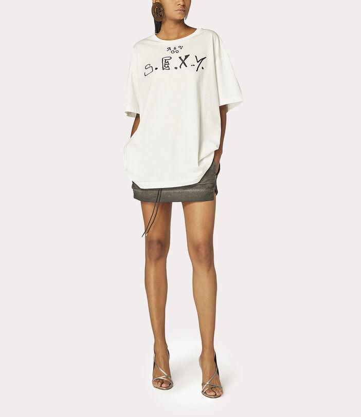 Sexy T-Shirt White 2