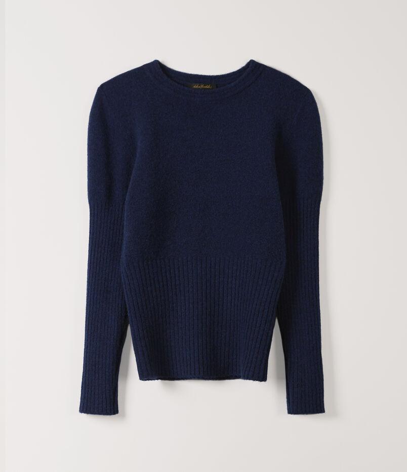 Burma Sweater Royal Blue