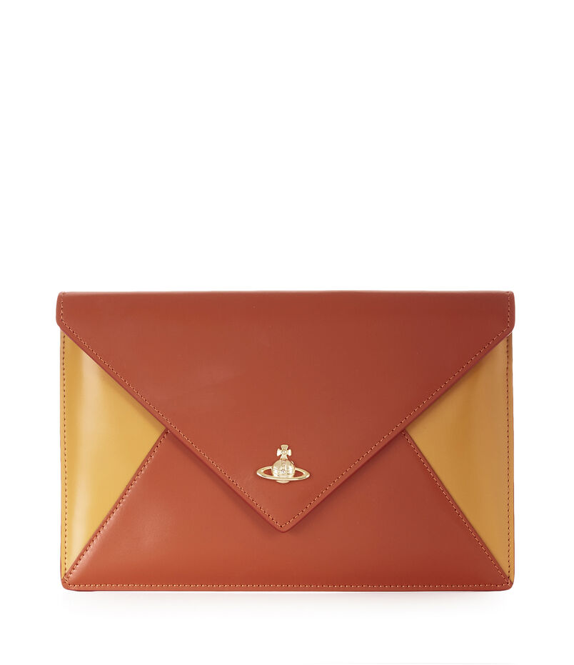 Private Pouch 52040005 Orange/Yellow