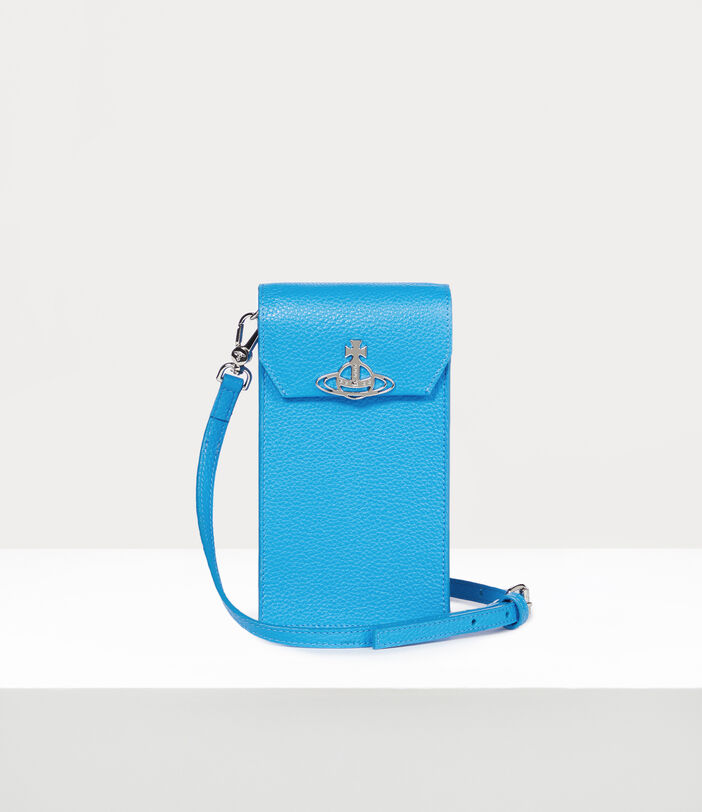 Jordan Phone Bag Blue 1