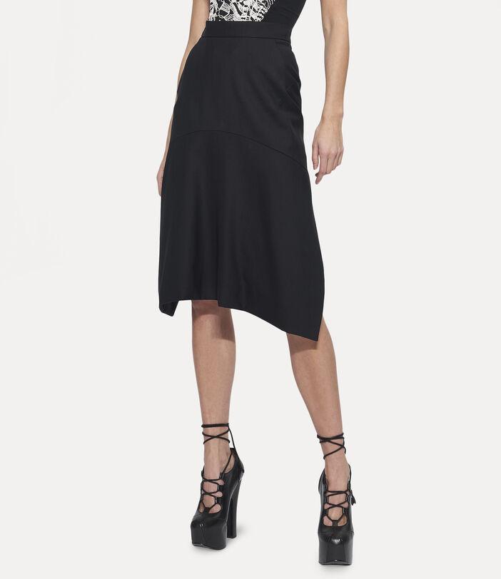 Tailored Phoenix Skirt Black 3