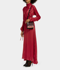 Susie Mini Crossbody Bag Red