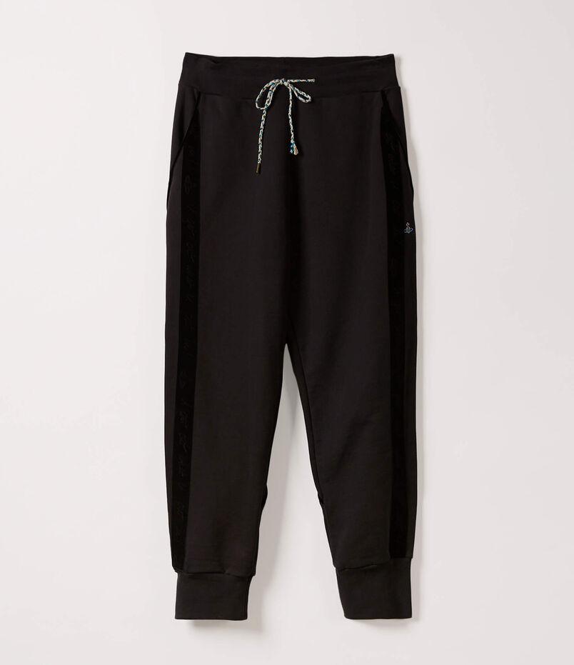Tracksuit Pants Black