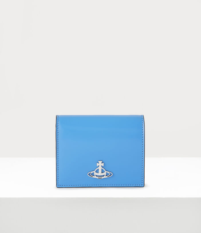 Alice Woman Billfold Blue 1