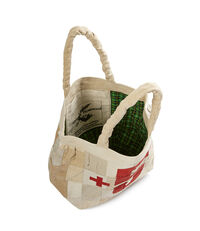 Patchwork Shopper Natural
