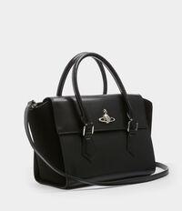 Matilda Medium Handbag Black