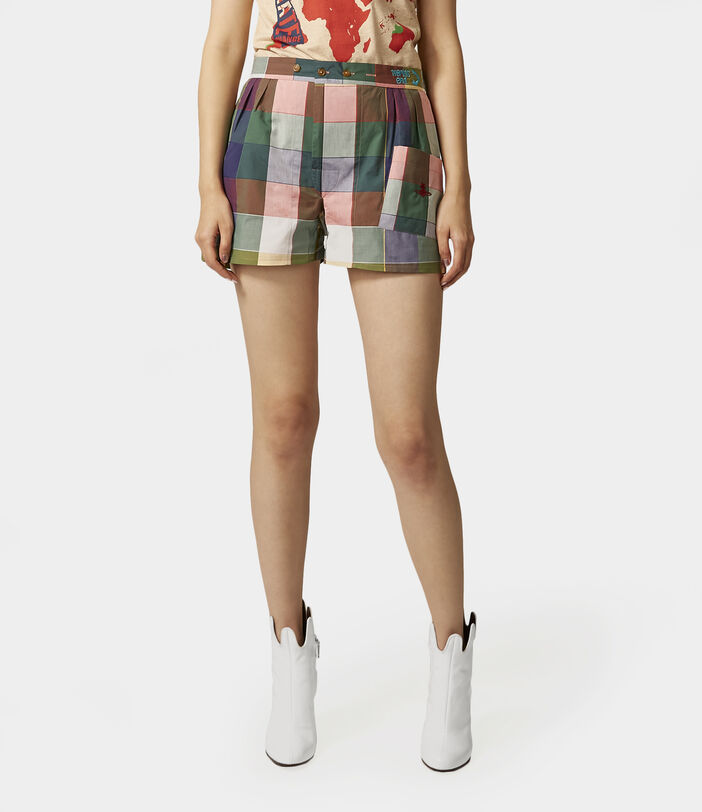 We Boxer Shorts Gingham Multi 3