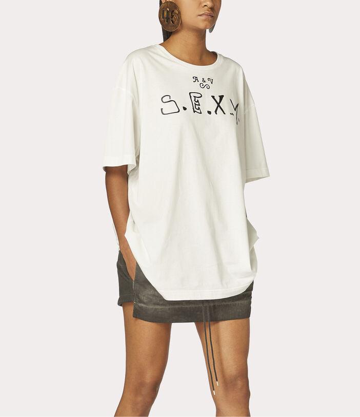Sexy T-Shirt White 3