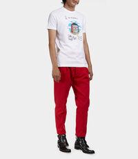 Ninsdol Peru T-Shirt White
