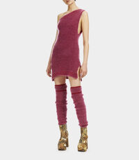Short Vivienne Dress Pink