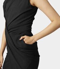 Vian Dress Black