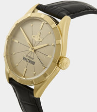 Conduit Watch Gold/Black