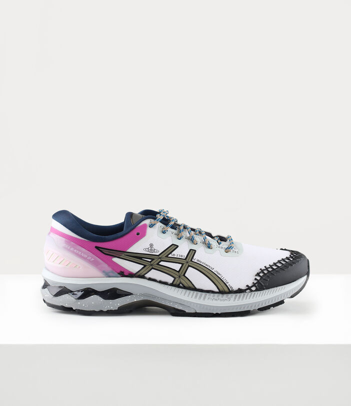 Gel-Kayano 27 De White 1