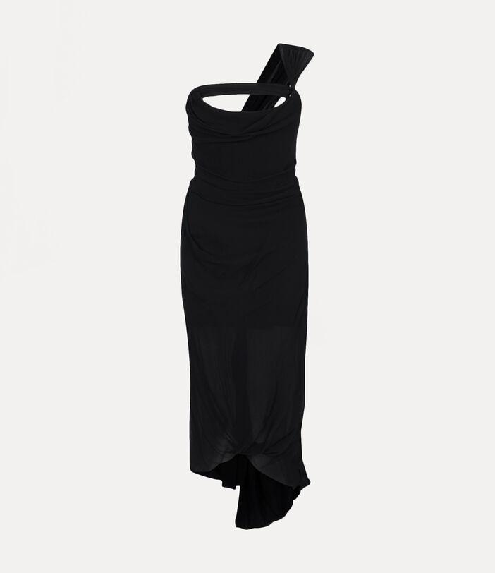 Magical Sol Dress Black 1